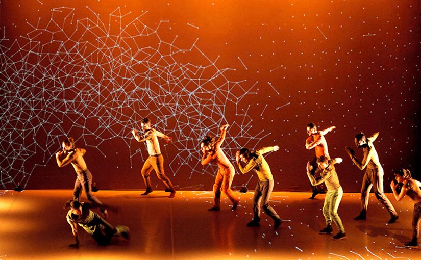Pixel, aneb tanec v digitálním věku