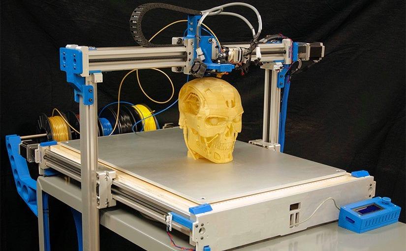 3D tiskárnu? Proboha, k čemu?!